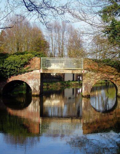 Trowers Bridge Farncombe