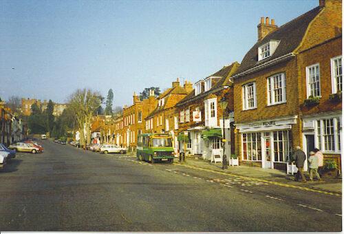 Castle Street Farnham